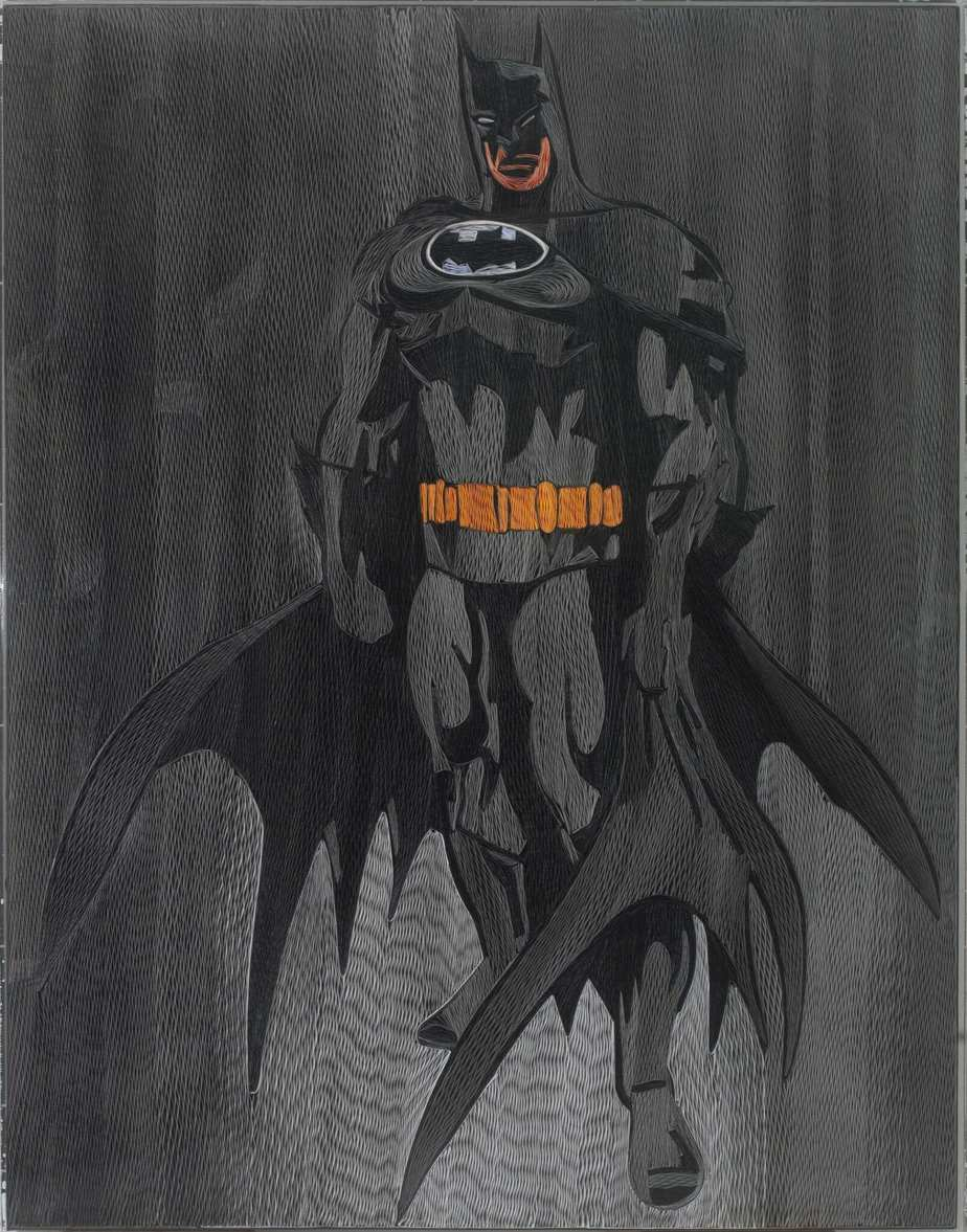 "Pavlos (Dionysopoulos) artwork : ""BATMAN"""