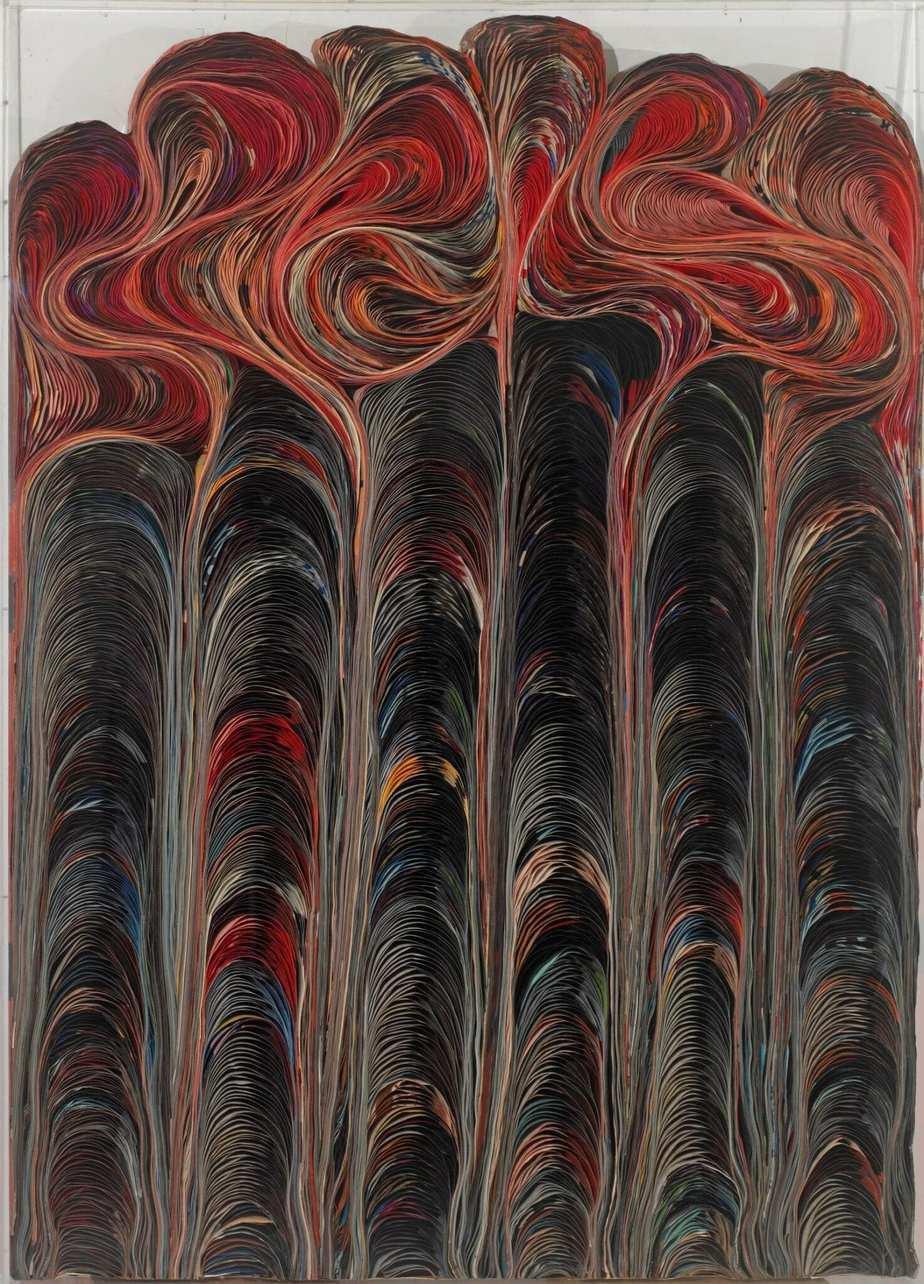 """Pavlos (Dionysopoulos) artwork : """"BAROQUE"""""""