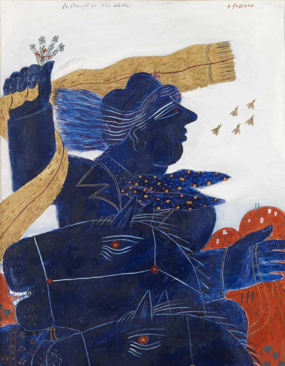 ΑΛΕΚΟΣ ΦΑΣΙΑΝΟΣ- έργο τέχνης Roma Gallery