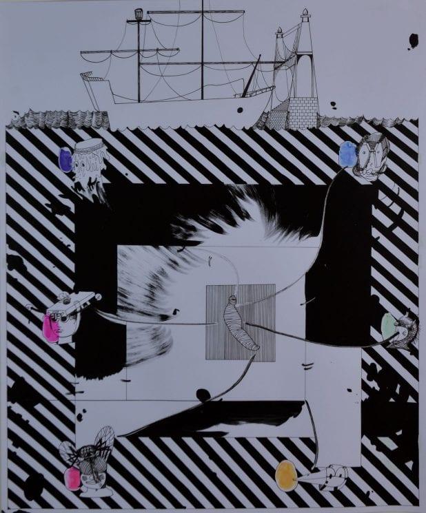 έργο τέχνης του Rob Churm - Roma Gallery