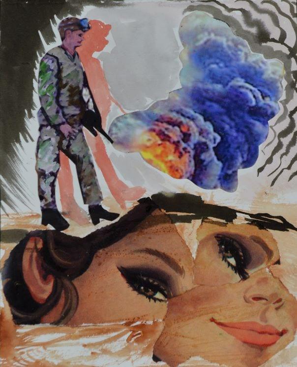έργο τέχνης του Martha Colburn - Roma Gallery