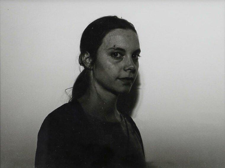 ED TEMPLETON Untitled (Portrait of a girl), 2003 23 x 30 cm (h x w) C-Print